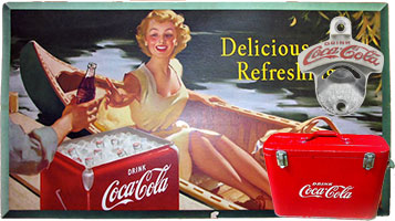Coca Cola Memorabilia, Collectibles