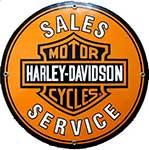 route 66 store harley davidson motorrad werbung. Black Bedroom Furniture Sets. Home Design Ideas