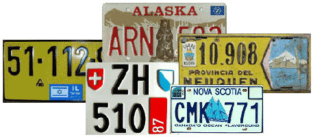 License Plate`s
