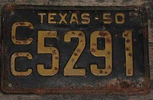 Autonummernschilder