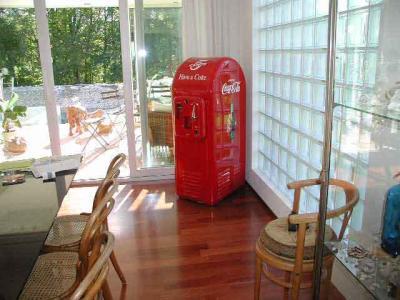 Retro Kühlschrank Ch : Route 66 store retro wohnzimmer einrichtung 1