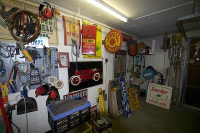 Garageneinrichtungen  Route 66 Store - - Garage decorations