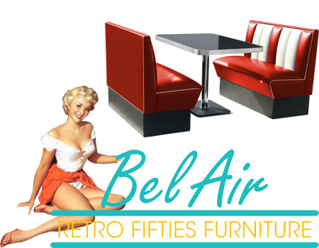 BelAir Diner Retro Furniture