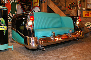 Original Car Couches, Original Car Sofa`s