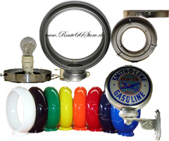 Gasoline Globe Accessories