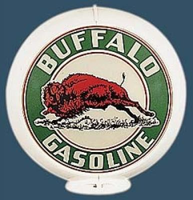 Buffalo Gasoline Glass Globe 34cm in Diameter