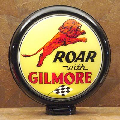 Gilmore Roar with ... Gasoline Glass Globe