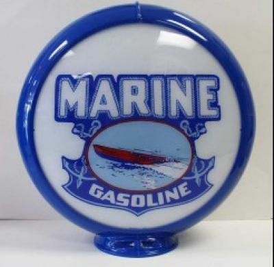 Marine Gasoline Glass Globe