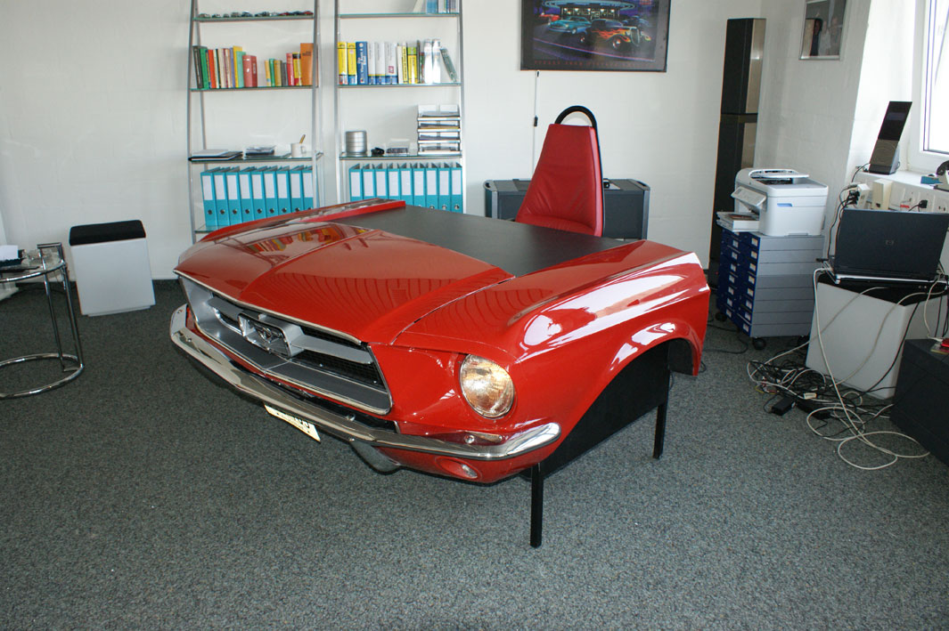 Car Möbel Schreibtisch 2021